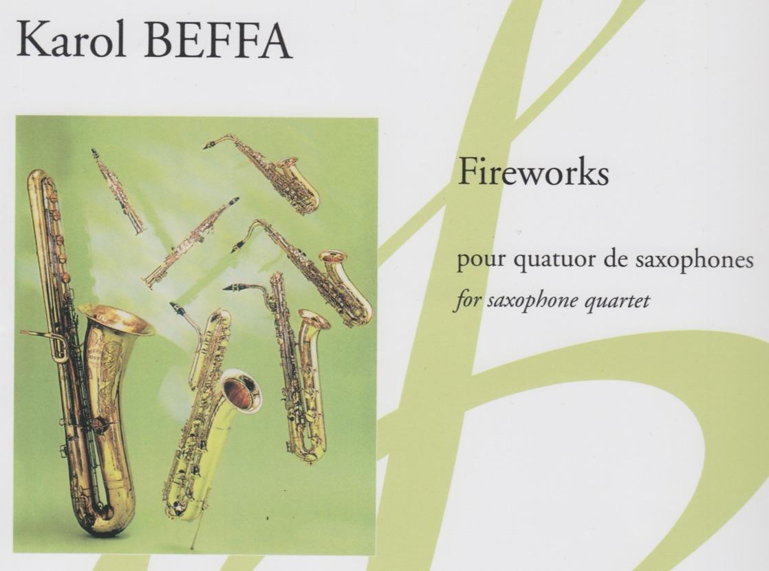 Fireworks - Karol Beffa